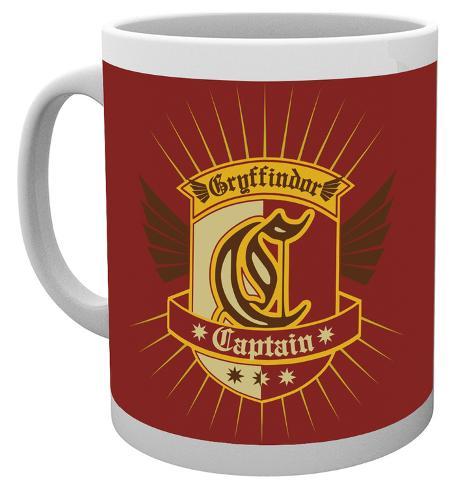 Harry Potter - Captain Mug Mug