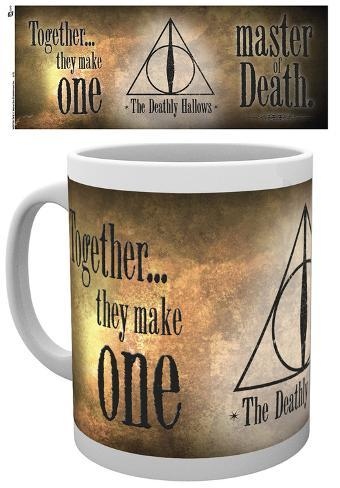 Harry Potter Deathly Hallows Mug Mug