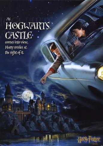Harry Potter e a Câmara Secreta Impressão original