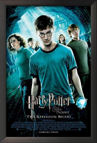 Harry Potter e a Ordem da Fênix Impressão original