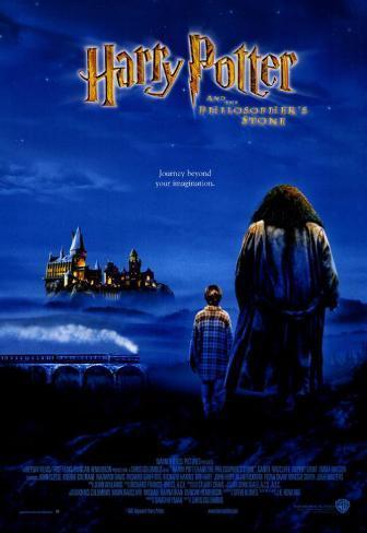 Harry Potter e la pietra filosofale Stampa master
