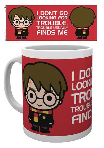 Harry Potter - Front and Back Mug Mug