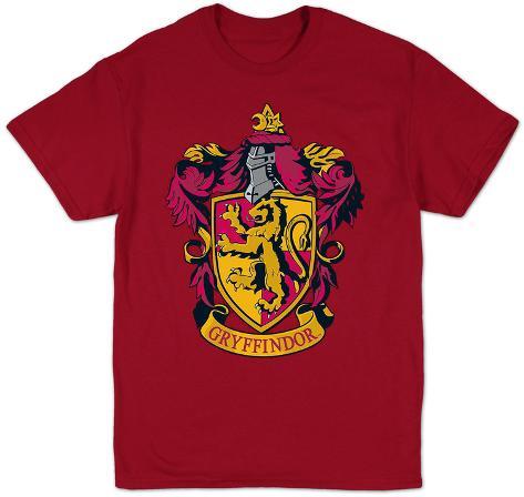 Harry Potter- Gryffindor Crest T-Shirt