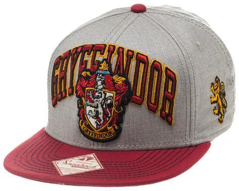 Harry Potter - Gryffindor Snapback Hat