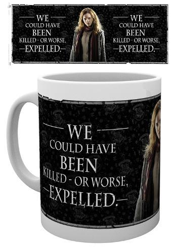 Harry Potter - Hermione Quote Mug Taza