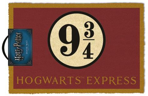 Harry Potter - Hogwarts Express Door Mat Novelty