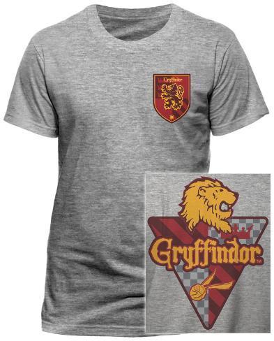 Harry Potter - House Gryffindor T-Shirt