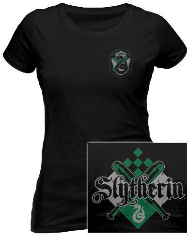 Harry Potter - House Slytherin Womens T-Shirts