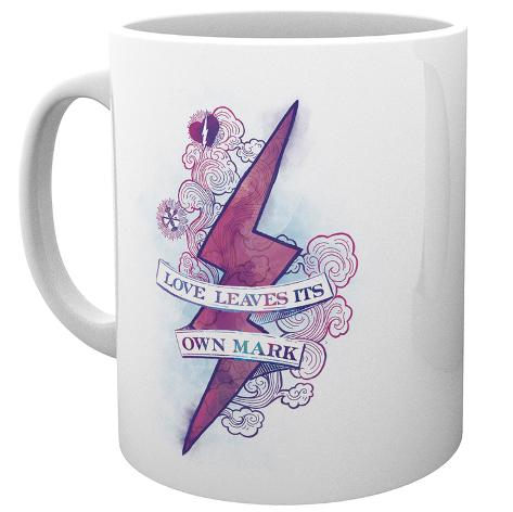 Harry Potter - Love Leaves Its Own Mark Mug Mug
