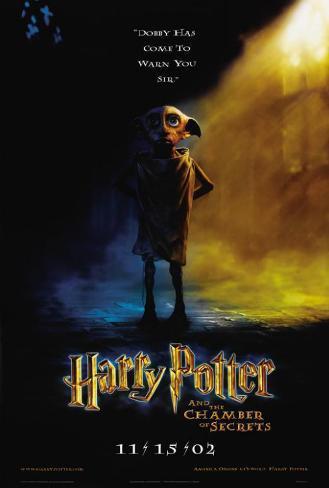 Harry Potter och hemligheternas kammare Poster