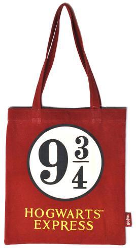 Harry Potter - Platform 9 3/4 Tote Bag Tote Bag