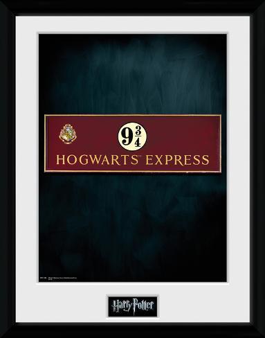Harry Potter- Platform 9 3/4 Collector Print