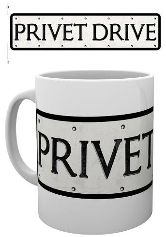 Harry Potter - Privet Drive Mug Muki