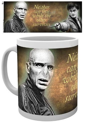Harry Potter Prophecy Mug Mug