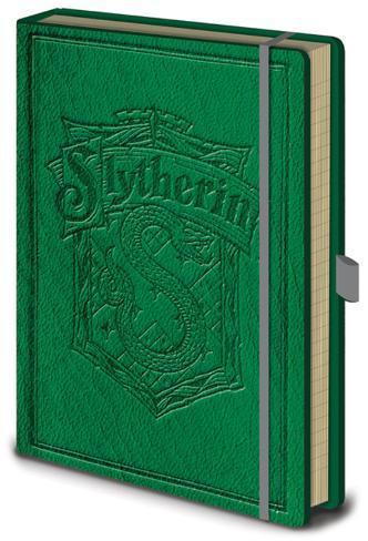 Harry Potter - Slytherin A5 Premium Notebook Journal
