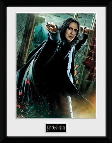 Harry Potter - Snape Wand Stampa del collezionista