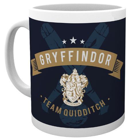 Harry Potter - Team Quidditch Mug Mug