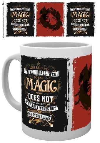 harry potter whip your wand out mug mug. Black Bedroom Furniture Sets. Home Design Ideas