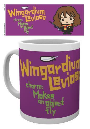 Harry Potter - Wingardium Leviosa Mug