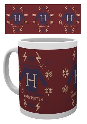 Harry Potter - Xmas Jumper Christmas Mug Mug