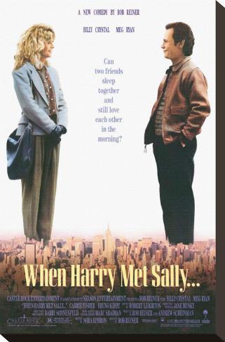 Harry, ti presento Sally Stampa su tela