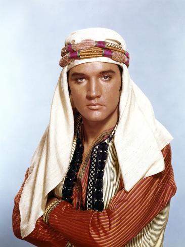 Harum Scarum, Elvis Presley, Directed by Gene Nelson, 1965 Photo