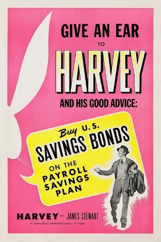 Harvey, 1950 Gicléetryck