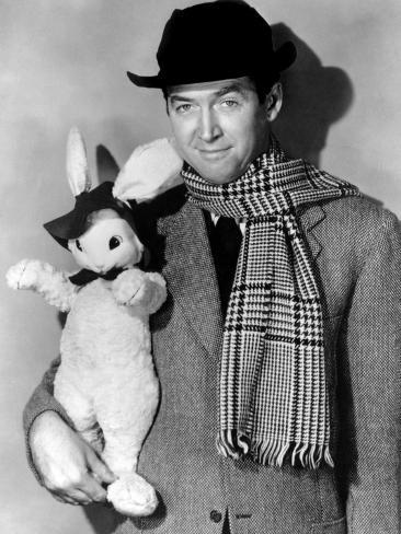 Harvey, Harvey the Rabbit, James Stewart, 1950 Photo