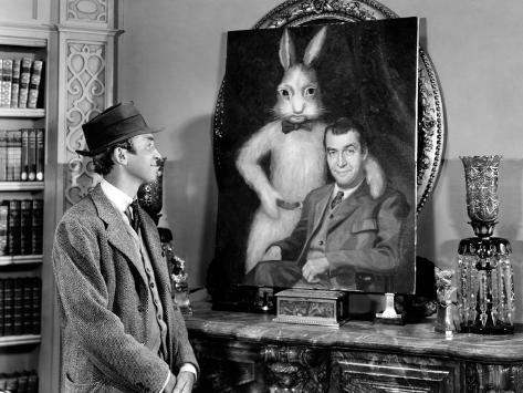 Harvey, James Stewart, 1950 写真