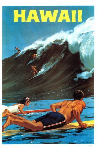 Hawaii Masterprint