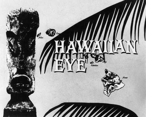 Hawaiian Eye Photo