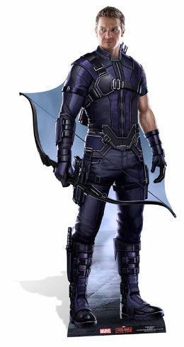 Hawkeye - Marvel Civil War Pahvihahmot
