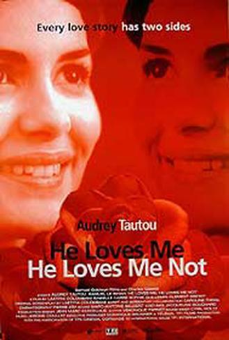 He Loves Me He Loves Me Not Original Poster