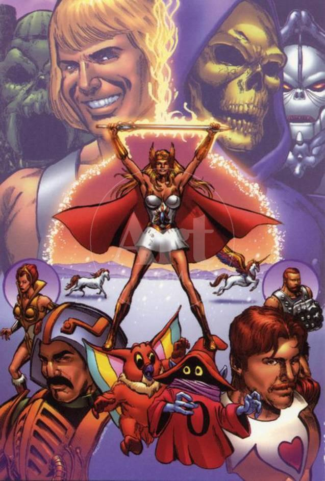 He Man Christmas Special.He Man And She Ra A Christmas Special