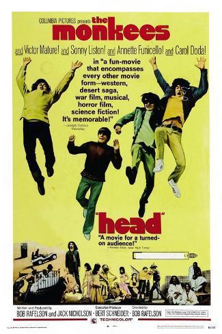 Head, The Monkees Impressão artística