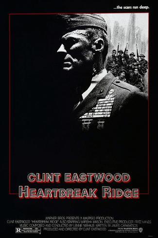 HEARTBREAK RIDGE Premium Giclee Print