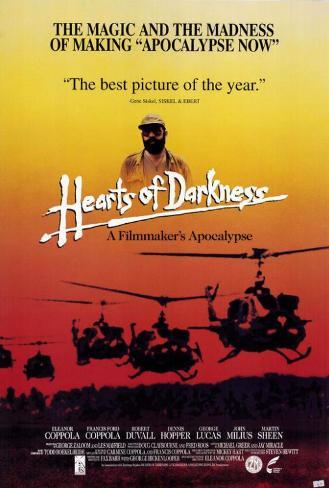 Hearts of Darkness: A Filmmaker's Apocalypse Poster