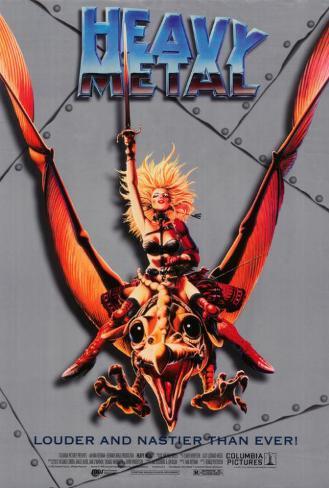 Heavy Metal Poster