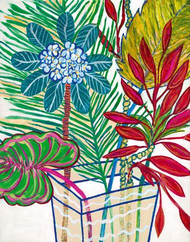 The Crystal Vase Giclee Print