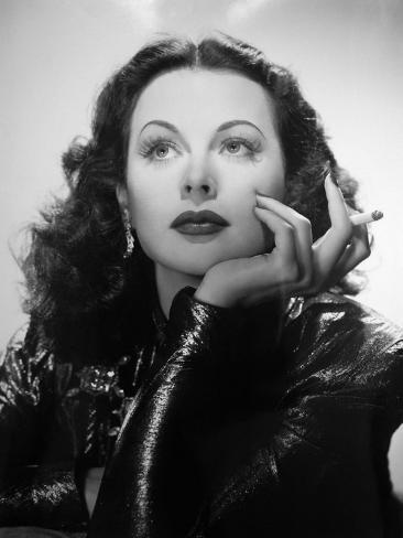 Hedy Lamarr, 1940s Photo