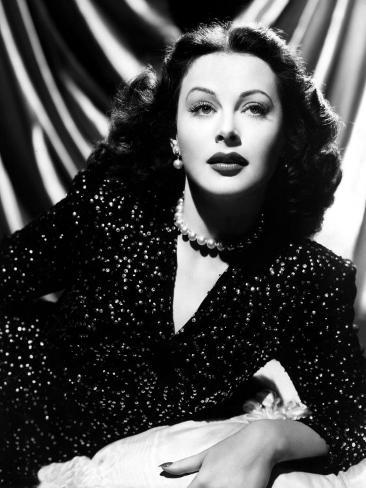 Hedy Lamarr, 1943 Photo