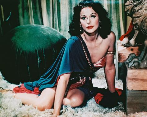 Hedy Lamarr, Samson and Delilah (1949) Fotografía