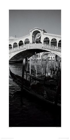 Rialto Bridge, Venice Giclee Print