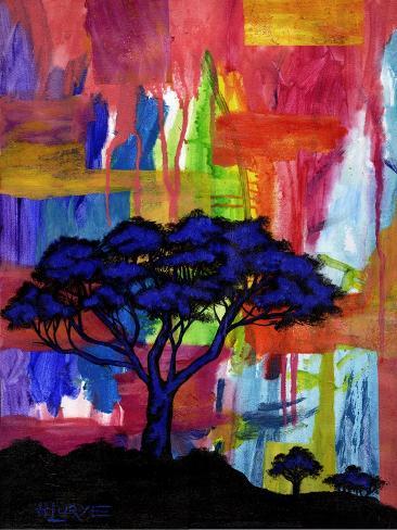 Africa Giclee Print
