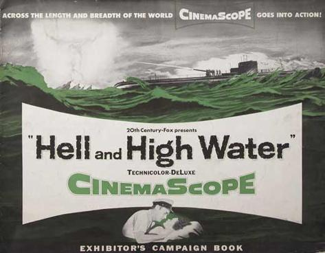 Hell and High Water マスタープリント