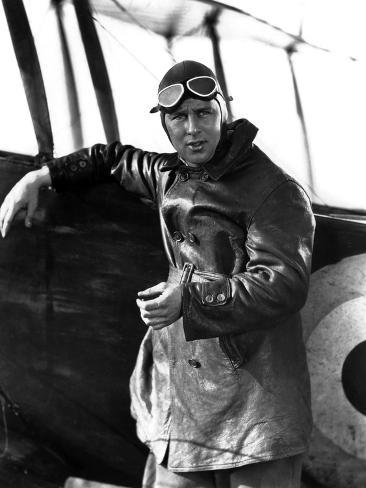 Hell's Angels, Ben Lyon, 1930 Fotografía
