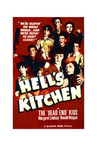 Hell's Kitchen Konstprint