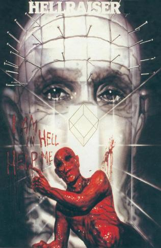 Hellbound: Hellraiser II Masterprint