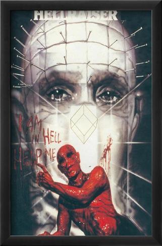 Hellbound: Hellraiser II Framed Art Print