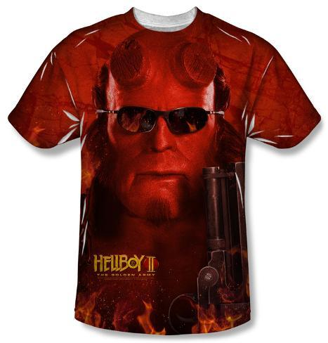 Hellboy II - Big Red Sublimated